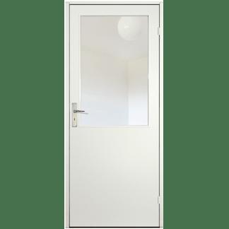 Harmonie-Formpresset-doer-med-1-glass-rute