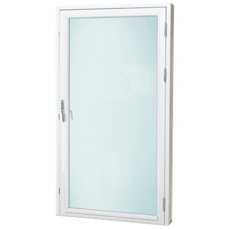 Balkongdoer-100x210-helglasset
