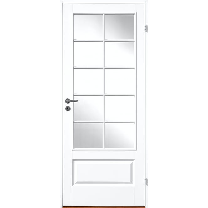odin_glass kompakt klassisk hvit